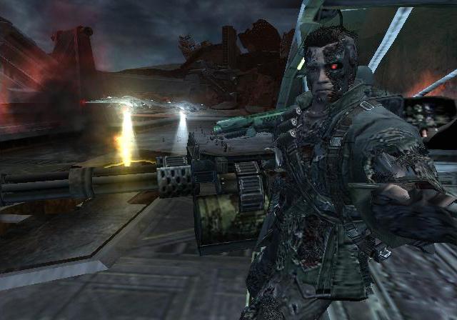 Скачать Игру Terminator 3 The Redemption Pc